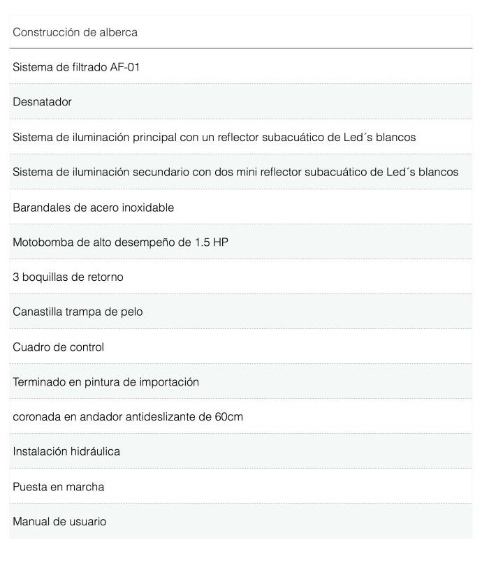 CARACTERISTICAS OBRA CIVIL