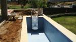 Carril de nado en Oaxaca.