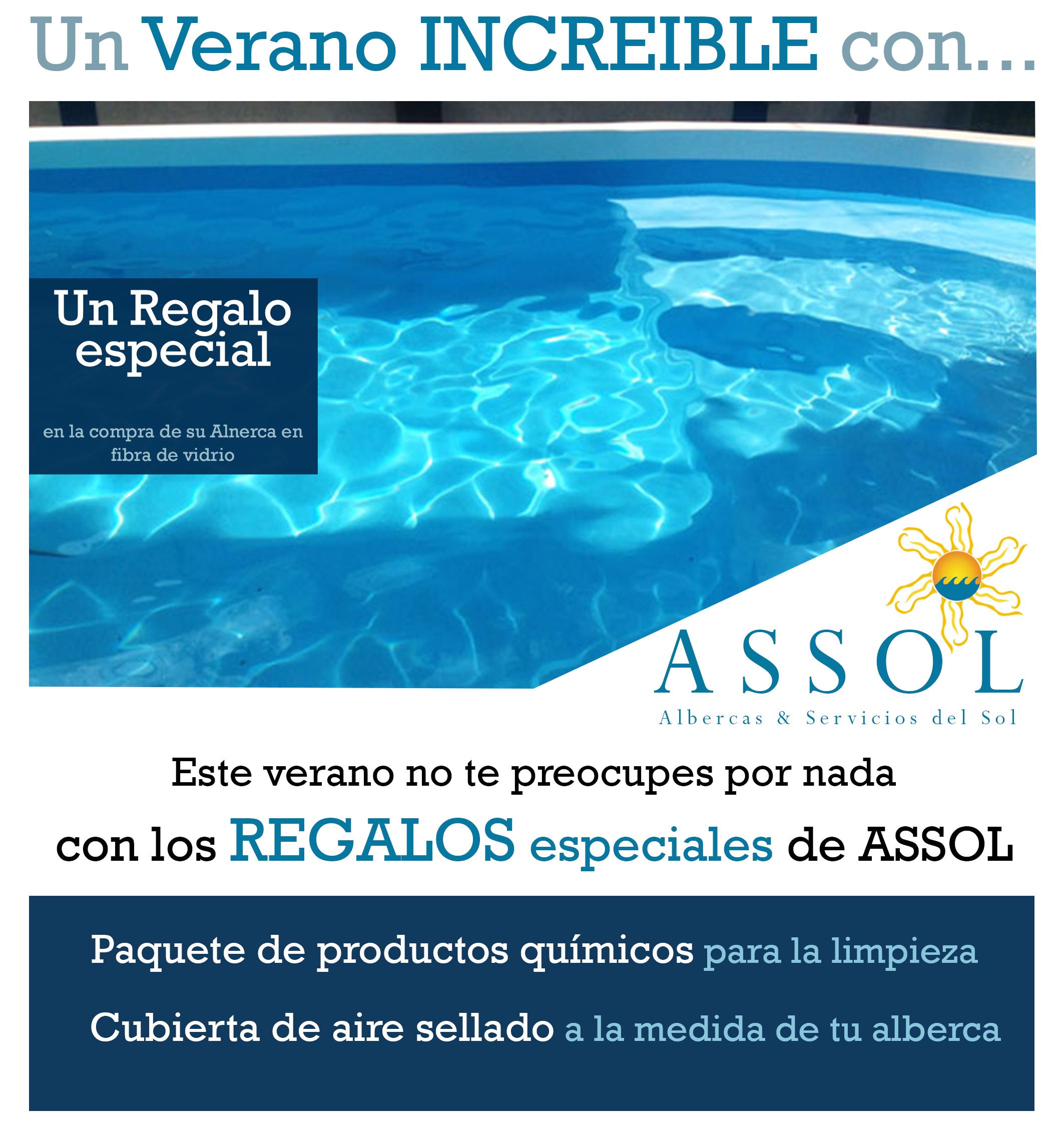 Albercas y servicios del sol donde brilla tu diversi n for Ofertas de piscinas de fibra de vidrio