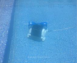 robot en agua 2